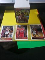1996-97 Topps Basketball Complete Set Clean Iverson Nash RC Rookie missing Kobe