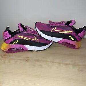Nike Air Max 2090 GS Active Fuschia Running Shoes CZ7659-600 GS sz 6Y Womens 7.5