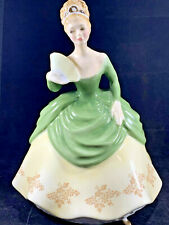 Royal Doulton England Bone China Vintage The Soiree Figurine H.N. 2312 1966 Mint