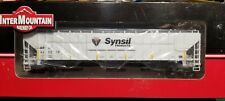 Intermountain Synsil Products PS-2 4750 3-Bay Covered Hopper