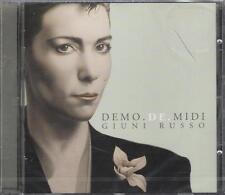 "GIUNI RUSSO - RARO CD 1 STAMPA 2003 CELOPHANATO "" DEMO DE MIDI """