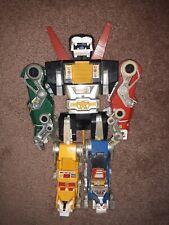 """Vintage 1984 World Event Productions Lion Force Voltron 13.75"""" Toy Robot Figure"""