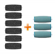 Replacement Rollers Heads for PedEgg Powerball Refill Amope Electronic Foot 7+3