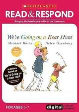 We're Going on a Bear Hunt by Jean Evans, Charlotte Lucy-9781407142258-G034