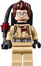 "[neu] LEGO Minifigur ""Dr. Egon Spengler"" aus Ghostbusters Set 75827"