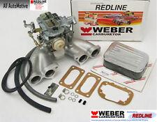 Volvo Penta Carburetor aq115 aq130 (B20) Weber Carburetor Conversion w/manifold