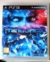 Jeux Video playstation 3 - MINDSJACK - Action Tir + notice version Française