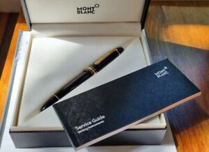 New Boxed Montblanc Meisterstuck 149 18K M Fountain Pen. Bought Dec 2020