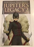 Jupiter's Legacy 2 #1 Cover A Image Comic 1st Print 2016 unread NM