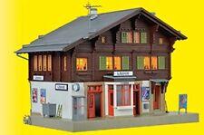 Kibri Ho 39497 Estación Litzirüti incl. Iluminación casa- set de Iniciación