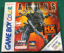 Videogame GAME BOY COLOR & ADVANCE ALIENS Thanatos Enc.
