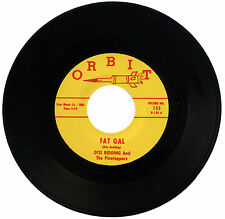 """OTIS REDDING And THE PINETOPPERS  """"FAT GAL""""     R&B"""