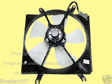 Engine Cooling Radiator Auxiliary Aux Fan for Acura Integra Manual w/ Denso A/C