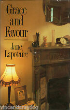 Grace and Favour by Jane Lapotaire (Hardback, 1989)