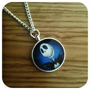 The **Nightmare  Jack** BeFore ChRistmAs pendant necklace