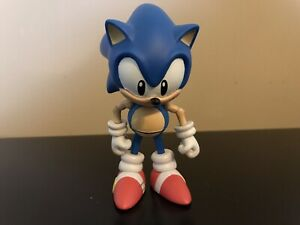 Jazwares Toys Sonic The Hedgehog 20th Anniversary 5 Inch Action Figure 1991 vers