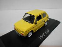 FIAT 126P LEGENDARY BALKAN CARS DEAGOSTINI IXO 1/43