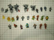 Mega Bloks Construx lot of 27 Tmnt CoD Halo figures