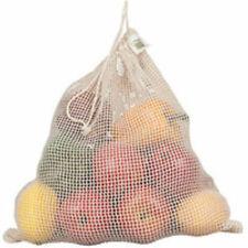 Net Sack Produce Bag Organic Cotton 1 COUNT
