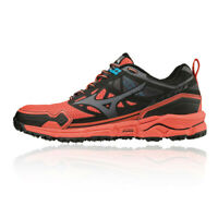 Mizuno Womens Wave Daichi 4 Trail Running Shoes Trainers Sneakers Black Red