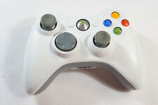 Genuine Microsoft Xbox 360 Model Wireless Controller White - Excellent