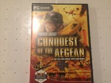 Airborne Assault Conquest of the Aegean PC A Matrix Game Excellent Condition