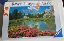 JIGSAW Ravensburger 3000 Piece Puzzle   ITALY DOLOMITES unopened NEW SEALED
