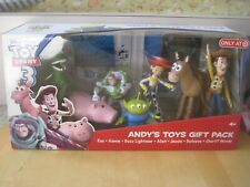 Disney Pixar Toy Story 3 *Andy'S Toys Gift Pack* New
