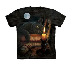 The Mountain Mens Graphic Tee The Witching Hour T-shirt Adult Size