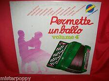 BARIMAR Permette un ballo Vol 4 LP ITALY 1984 MINT-
