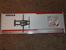 """NEW Emerald Extra Extension Full Motion TV Wall Mount 37"""" - 70"""" SM-720-8712  G-2"""