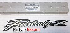 GENUINE NISSAN 240Z S30 JDM FAIRLADY Z FRONT FENDER EMBLEM BADGE NEW OEM