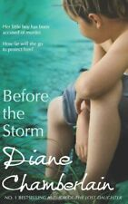 Before the Storm,Diane Chamberlain- 9780778303381