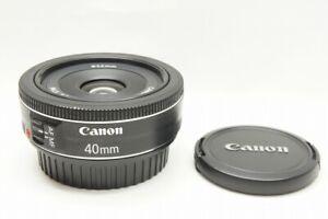 """""""MINT"""" Canon EF 40mm F2.8 STM AF Lens for EOS EF Mount #211013i"""