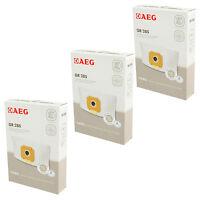 AEG Genuine Vacuum Cleaner Hoover GR 28S Micro Filter + Dust Bags x 12