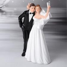 CAKE TOPPER SPOSI SELFIE DIVERTENTI 28488 DECORAZIONE TORTA MATRIMONIO WEDDING