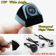 Universal Black HD Car Rear View Parking Camera Reverse Backup Waterproof 170°