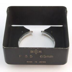 Mamiya C 65mm f4.5 Lens Hood, very good + condition (14762)