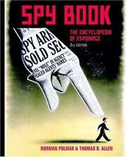 Spy Book, 2nd Edition, Allen, Thomas, Polmar, Norman, Good Book