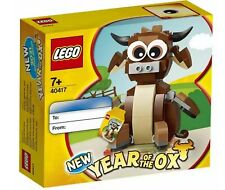 New Lego Year Of The Ox 2021 Limited Edition 40417 Factory Sealed