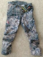 Sitka Gear Coldfront Bibs - XL - NWT - Optifade Open Country