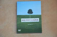 Coffret DVD Six Feet Under saison 2 - VF