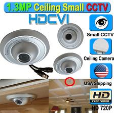 HD small Camera 1.3MP CCTV HD CVI Ceiling Dome Metal