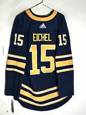 adidas Authentic Adizero NHL Jersey Buffalo Sabres Jack Eichel Navy sz 56
