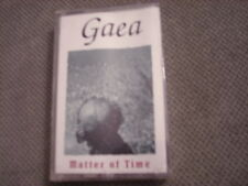 SEALED VERY RARE Gaea DEMO CASSETTE TAPE jazz Matter Of Time METROPOLE ORCHESTRA