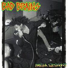 BAD BRAINS - OMEGA SESSIONS CD (RECORDED 1980) US HARDCORE-PUNK