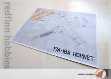 4FX Dioramics Aircraft Display Base for F/A-18A Hornet (Version 01)