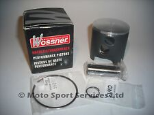 Wossner Piston Kit Yamaha YZ125 YZ 125 1976-1982 2.00 o/s 58.00mm (8115D200)