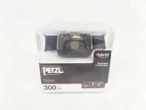 Petzl E093FA00 Tikka Headlamp, Black, Single,Unused.