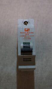 Federal Electric MCB 10 Amp Type C 10A Single Pole C10 Stablok HCA HCA1P10